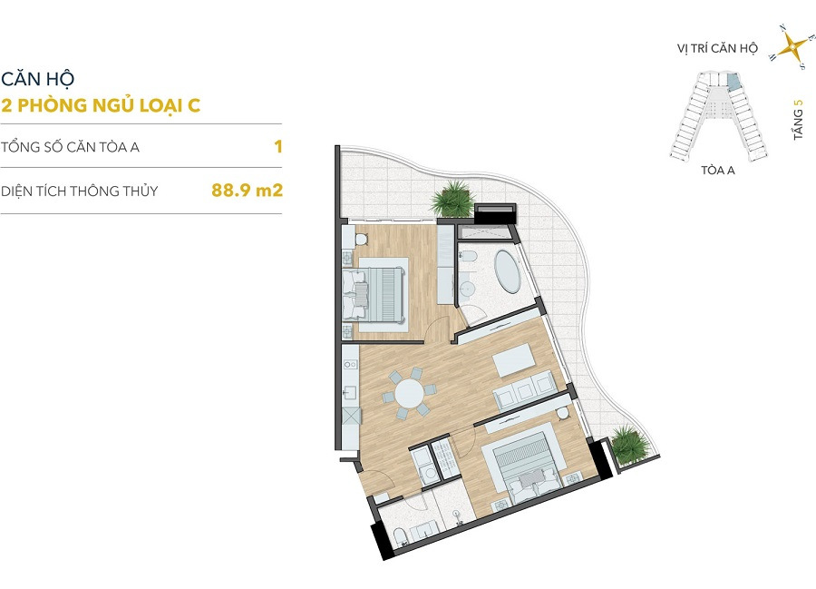 shantira-resort-condo-2-bedroom-type-C